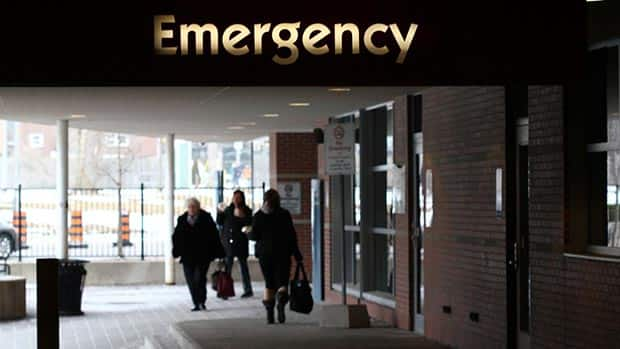 Hospitals amass detailed information about their patients, but what is reported publicly? (Claude Vickery/CBC)