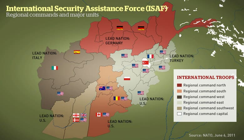 CBC News International troops in Afghanistan