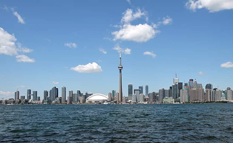 Stunning Rendering of <b>Toronto&#39-s</b> Future <b>Skyline</b> | Urban <b>Toronto</b>