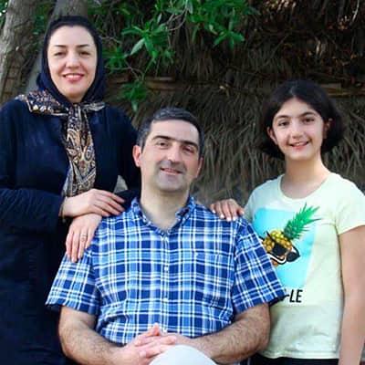 Family of three