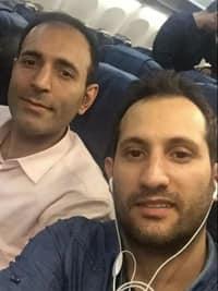 Classmates travelling together
