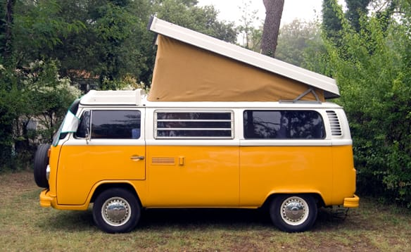 Vw Camper Van Iconic Vehicle Turns 60 Point Of View