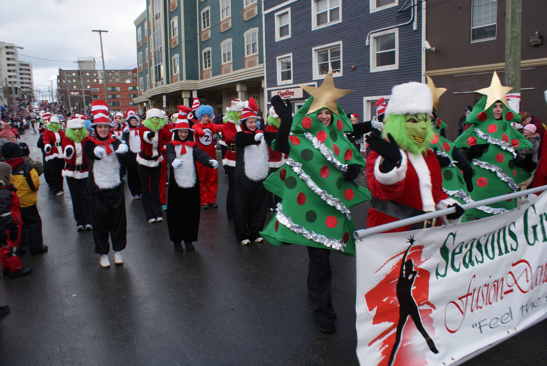 Kitchener Parade November