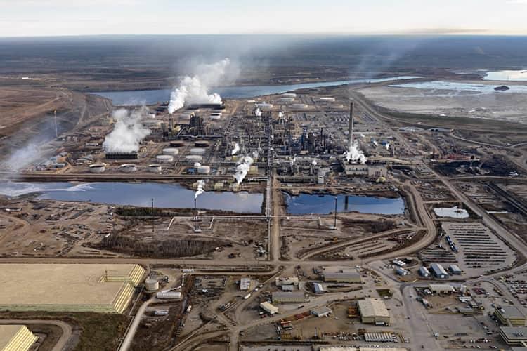 Burtynsky Oil Sands Alberta Oil Sands 1 Fort