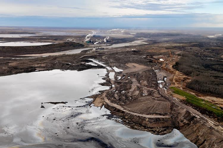 Burtynsky Oil Sands Alberta Oil Sands 9 Fort