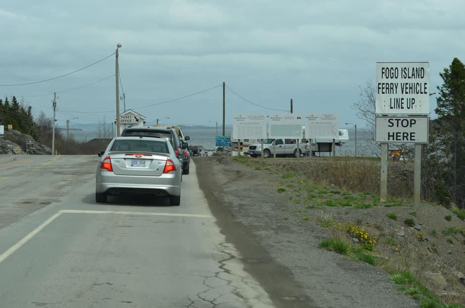 New Fogo Island Ferry