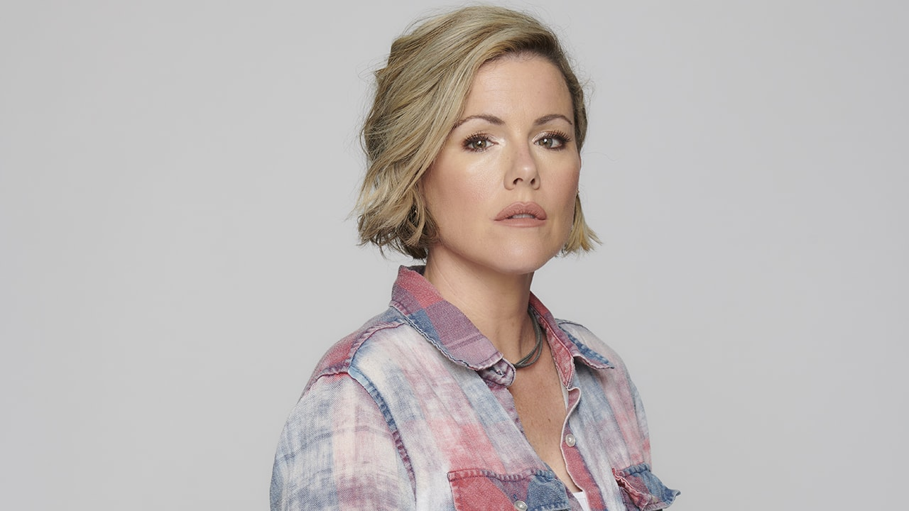 Kathleen Robertson seal team six