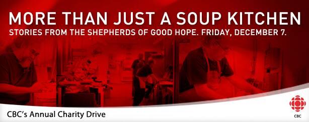 CBC Ottawa Annual Charity Drive