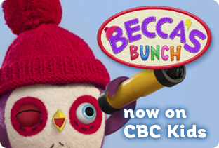 Becca's Bunch now on CBC Kids