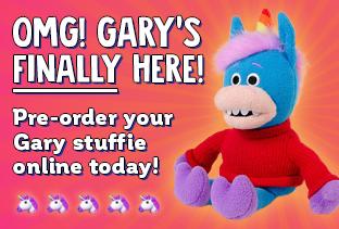 Gary Plushie Toys