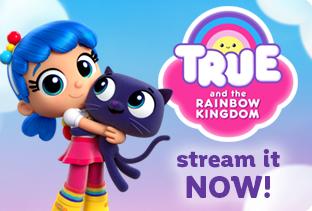 Stream True and the Rainbow Kingdom