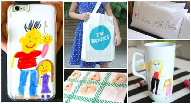 7 Crafts That Make Great Fathers Day Gifts