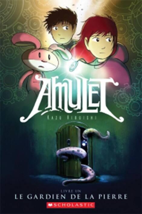 AMULET : LE GARDIEN DE LA PIERRE by Kazu Kibuishi