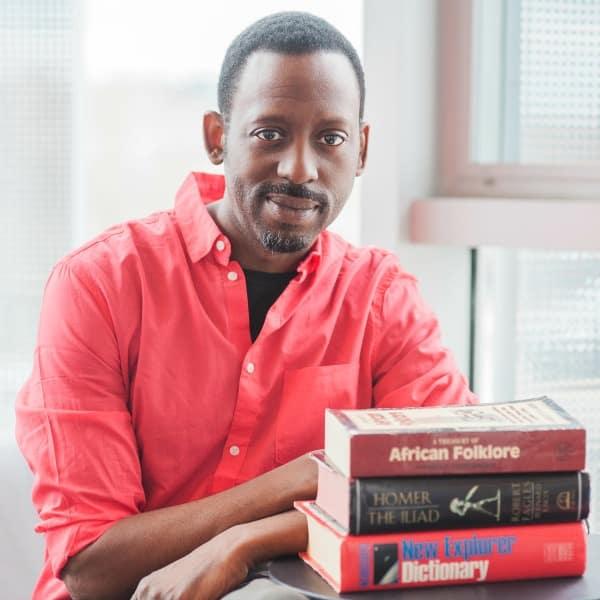 Article Author Anthony King