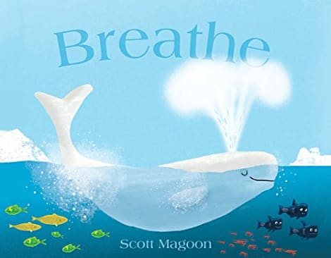 Book cover: Breathe
