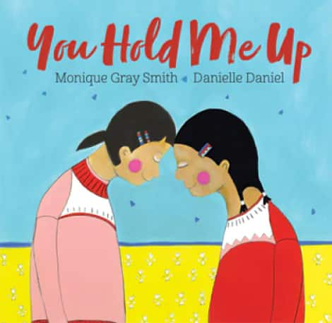 Book cover: You Hold Me Up