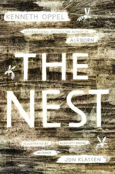 Book cover: The Nest