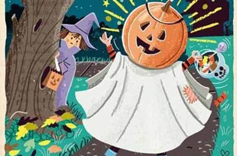 Book cover: B is for Boo by Greg Paprocki