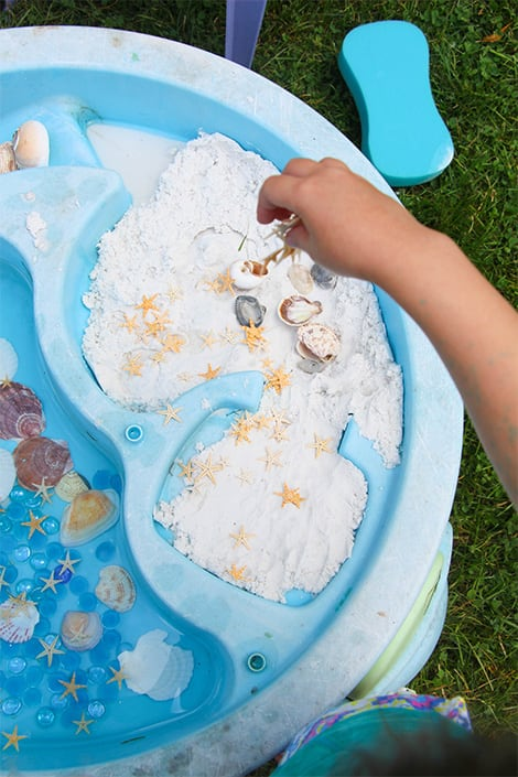 Diy Beach Water Table Play Cbc Parents