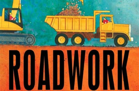 Book cover: Roadwork