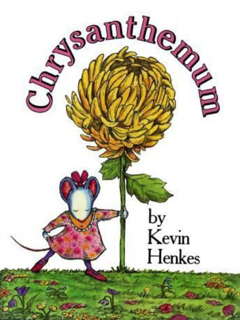Book cover: Chrysanthemum