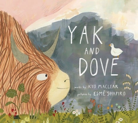 Book cover: Yak and Dove