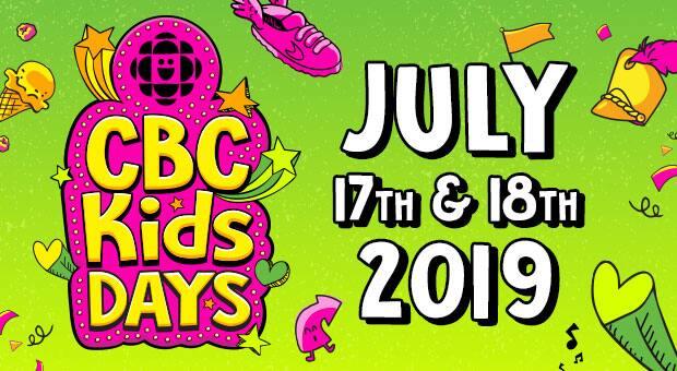 CBC Kids Days 2019   CBC Parents