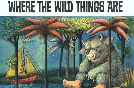 Book cover: Where The Wild Things Are