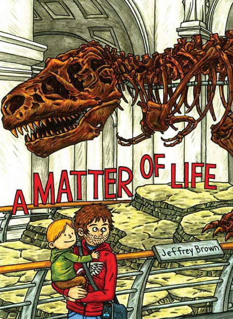 Jeffrey Brown's A Matter of Life