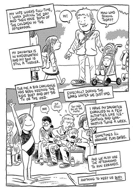 Mike Dawson's Assorted Web Comics