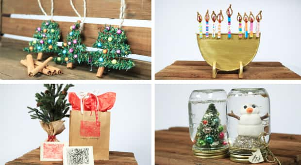 Diy Holiday Craft