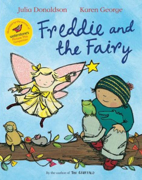 Cover of Freddie And The Fairy