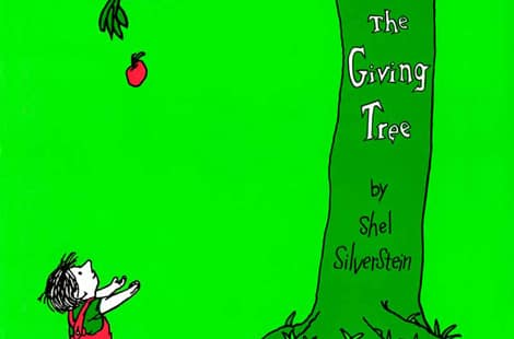 Book cover: The Giving Tree