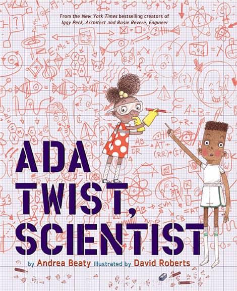 Book cover: Ada Twist, Scientist