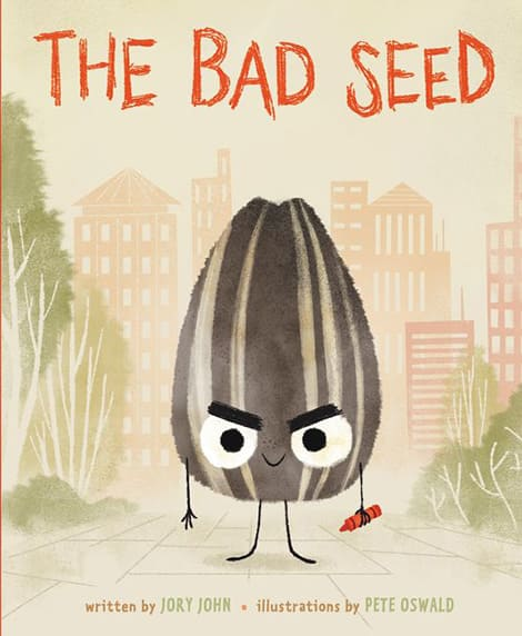 Book cover: The Bad Seed