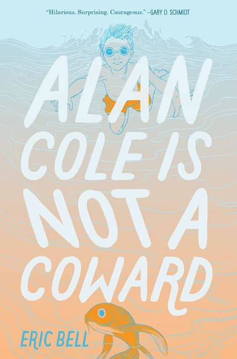 Book cover: Alan Cole Is Not A Coward