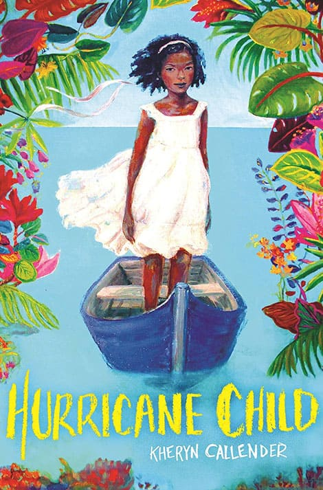 Book cover: Hurricane Child