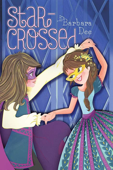 Book cover: Star-Crossed