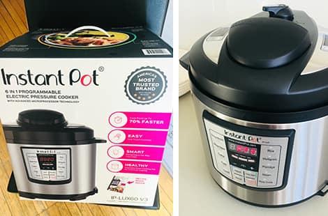 Instant Pot Slow Cooker/Pressure Cooker