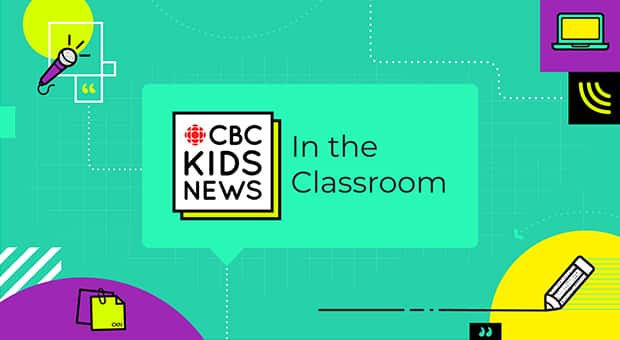 CBC Kids News in the Classroom Logo