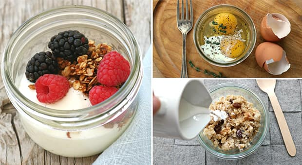 Skip The Cereal Bar Enjoy A Breakfast In A Jar Food Cbc Parents