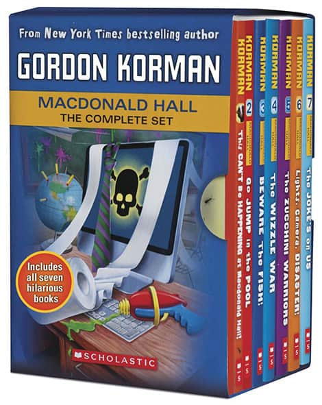 Book cover: Bruno and Boots series by Gordon Korman