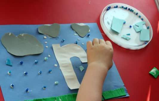 Craft For Children Weather