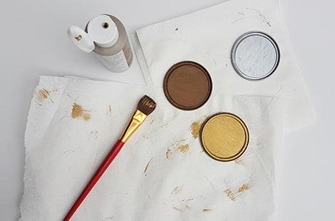 Painting lids