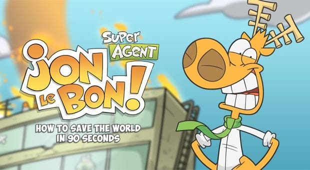 The lead character from Jon Le Bon.