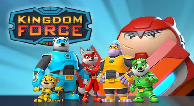 Kingdom Force | Kids TV Shows | CBC Parents