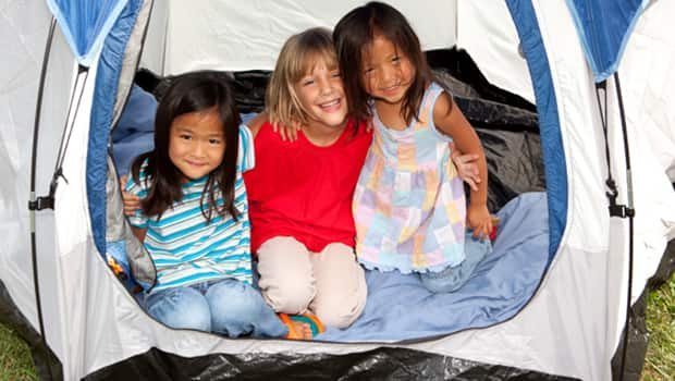 efddda939 Camping Basics  How to Introduce Your Kids to Camping
