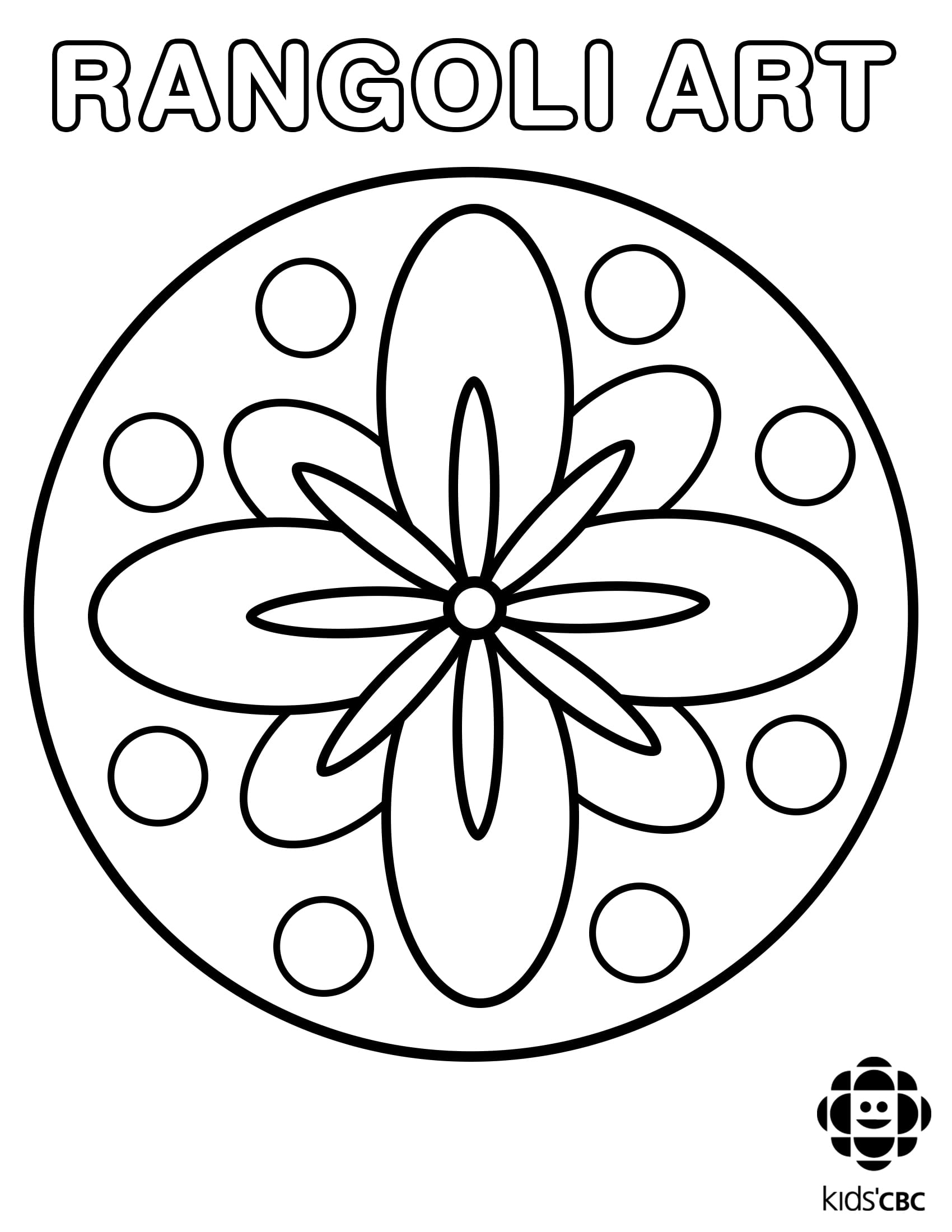 Diwali Coloring Pages Printable