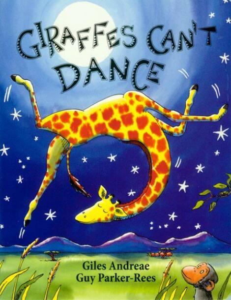 Book cover: Giraffes Can't Dance