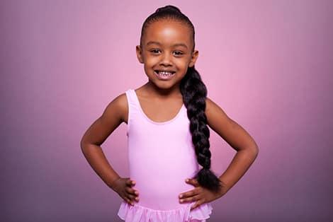 child dance star